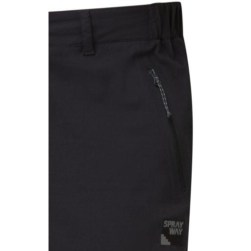 Sprayway Compass Durable, Stretch Fit Hiking and Trekking Shorts