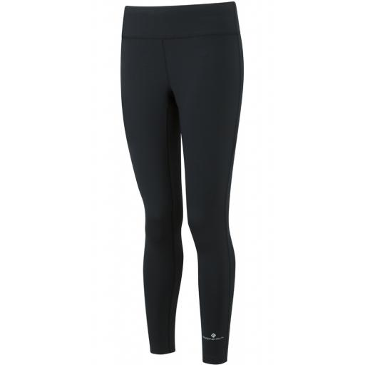 Ronhill Women's Core Sports Running Tights / Leggings - Black