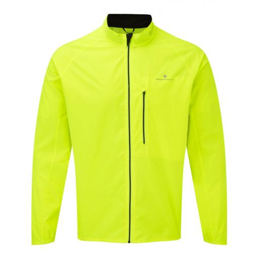 Ronhill Men's Everyday Running Wind Jacket - Yellow