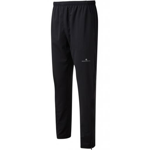 Ronhill Men's Everyday Lightweight Training Pants Trousers - Black