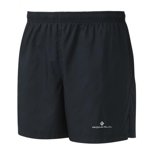 Ronhill Men's Core 5 inch Sports Running Shorts - Black
