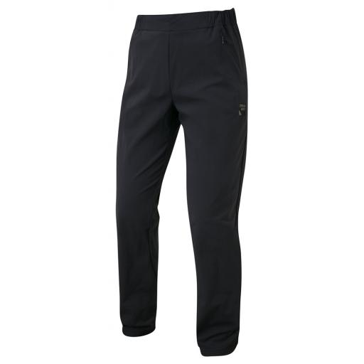 Sprayway Womens Escape Slim Pants Lightweight Hiking & Travel Trousers - Black