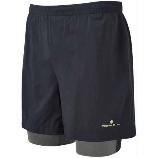 Ronhill Men's Stride Twin Running Shorts