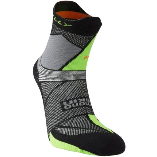 Hilly Ultra Marathon Fresh Anklet Running Socks