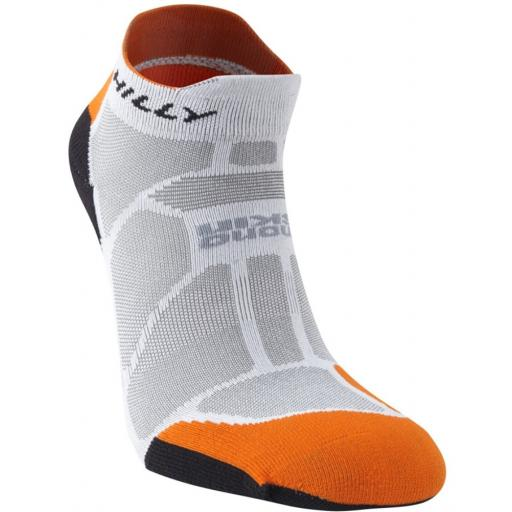 Hilly Mens Marathon Fresh Running Socklet