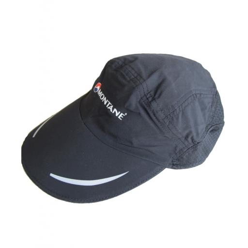 Montane Aero Cap Mountain Hat Black