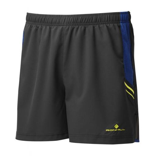 Ronhill Mens Stride Cargo Running Shorts