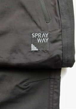 Sprayway Mens Compass Hybrid Pant, Lightweight Walking & Hiking Trousers with stretch fabric.