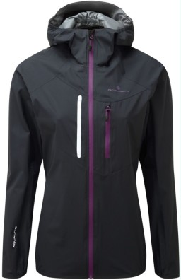 Ronhill Womens Rainfall Lightweight Ultra Breathable Waterproof Sports Running Jacket