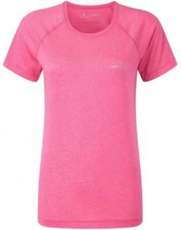 Ronhill Women's Aspiration Motion Short Sleeve Tee, Technical Sports Running T-Shirt