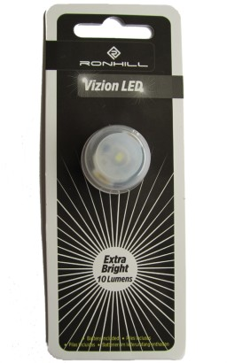 Ronhill Vizion Extra Bright LED Flashing Light for running or cycling
