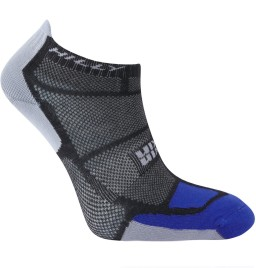 Hilly Mens New Twin Skin Socklet Anti-Blister Sports Running Socks