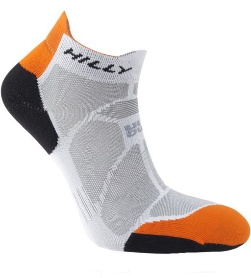 Hilly Men's Marathon Fresh, Odour Free Sports Running Socklets
