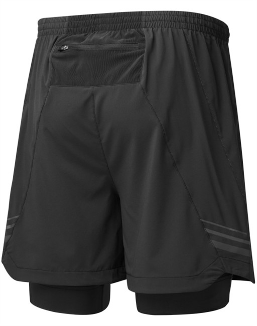 Ronhill Mens Stride Twin Sports Running and Exercise Shorts