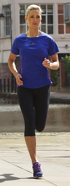 Ronhill Women's Pursuit Runners Capri