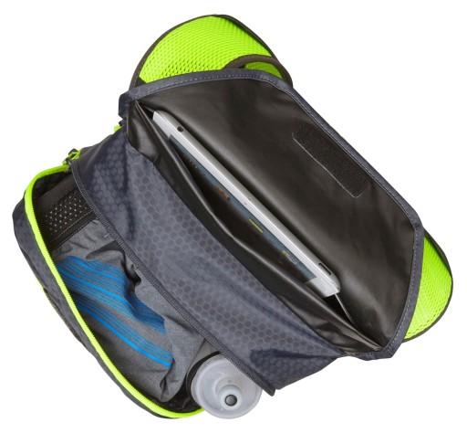 Ronhill Commuter Xero 10 + 5 Litre High Visibility Running Vest Pack / Backpack / Rucksack