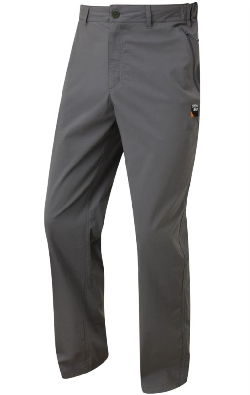 Sprayway Mens Compass Lightweight Walking & Hiking Trousers with stretch fabric.