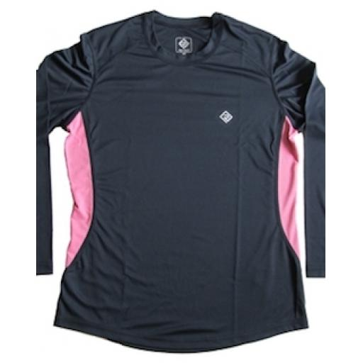 Ronhill Women's Aspiration Long Sleeve Running T-Shirt