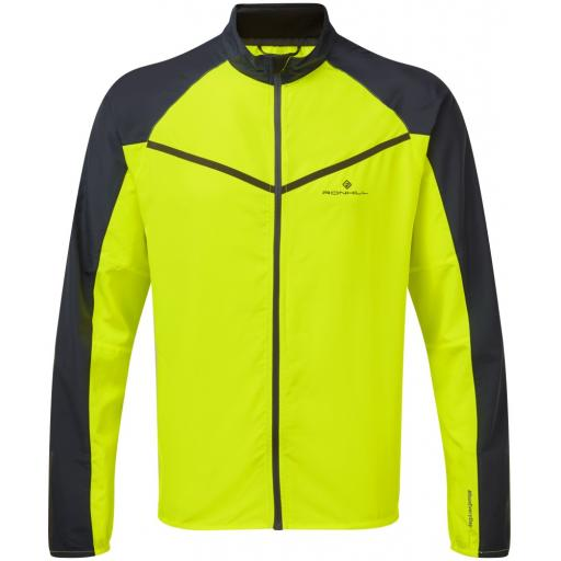 Ronhill Mens Stride Windspeed Sports Running Jacket