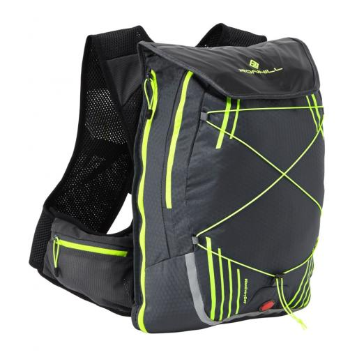Ronhill Commuter Xero 10 + 5 Litre Sports Running Back Pack