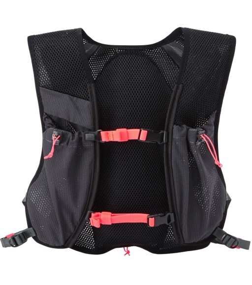 Ronhill Nano 3L vest_pack front_Charcoal_Hot_Pink_1001.jpg