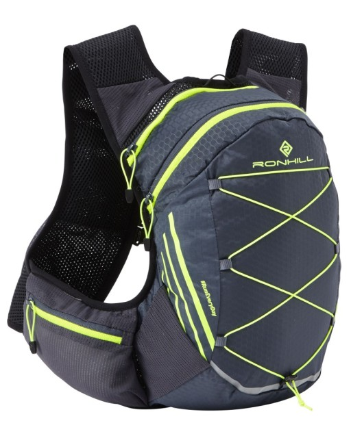 Ronhill Pioneer 8L vest_pack Charcoal_Fluo_Yellow_1001.jpg