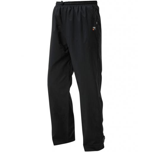 Sprayway Santiago Rainpant Men's Waterproof Over-Trousers Rain-Pants - Black