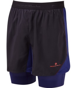 Ronhill Mens Stride Revive Twin Shorts_black_midnight_blue_front_1001.jpg