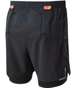 Ronhill Infinity Marathon Twin Short All_Black_rear_1001.jpg