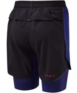 Ronhill Mens Stride Revive Twin Shorts_black_midnight_blue_rear_1001.jpg