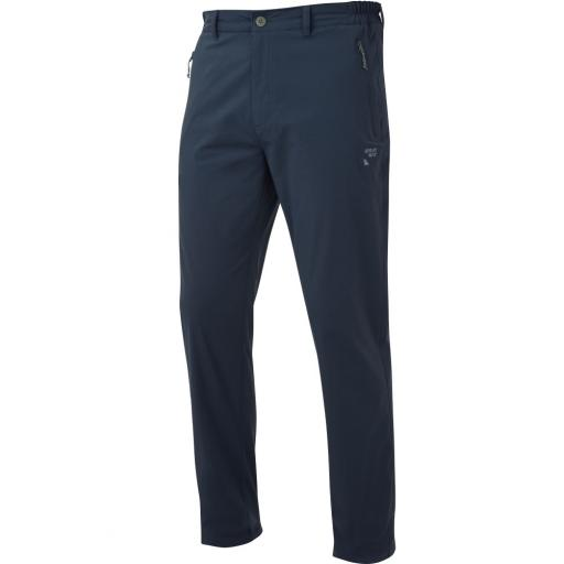 Sprayway Mens Compass Stretch Pants Lightweigth Hiking Trousers - Blue