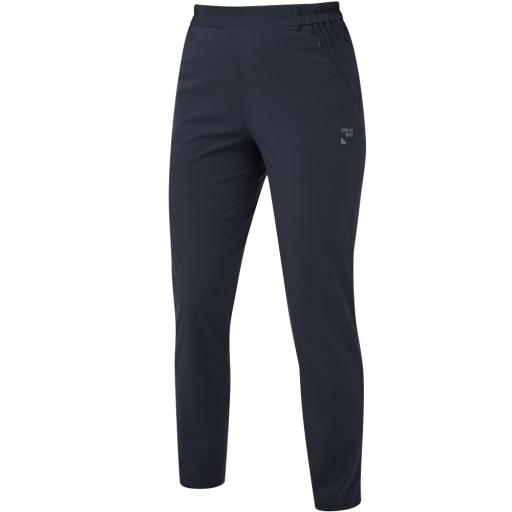 Sprayway Womens Escape Slim Pants Lightweight Hiking & Travel Trousers - Blue