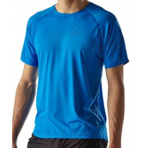 Ronhill Mens Everyday T-shirt_M_Electric_Blue_Marl.jpg