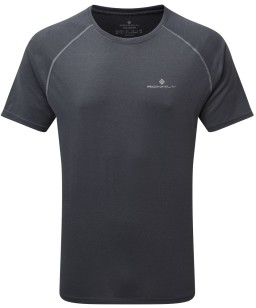 Ronhill Mens Everyday T-shirt_Front_Charcoal_Marl_1001.jpg