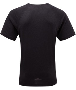 Ronhill Mens Momentum Tencel SS T-shirt_black_rear_1001.jpg