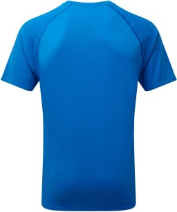 Ronhill Mens Everyday T-shirt_Rear_Electric_Blue_Marl_1001.jpg