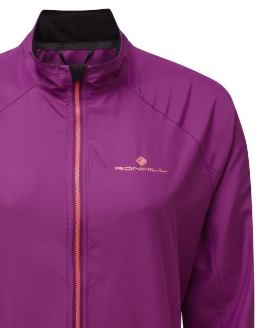 Ronhill_Womens_Everyday_Wind_Jacket_Grape_Juice_HCoral_Detail_1001.jpg
