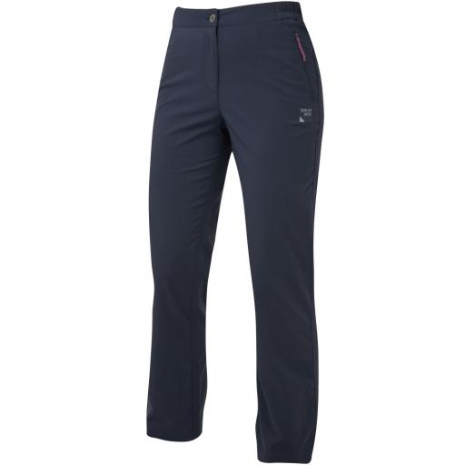 Sprayway Escape Pants Womens Lightweight Hiking Trousers - Black