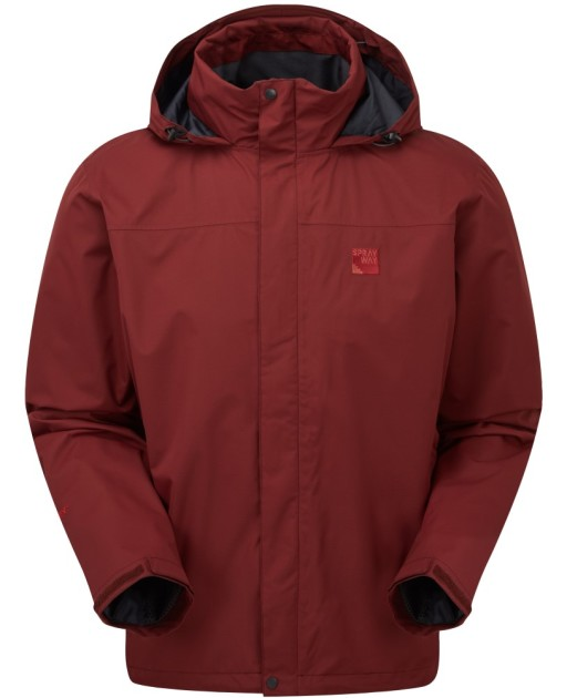 Sprayway_Mezen_Mens_Waterproof_Jacket_Front_Deep_Redwood_1001.jpg