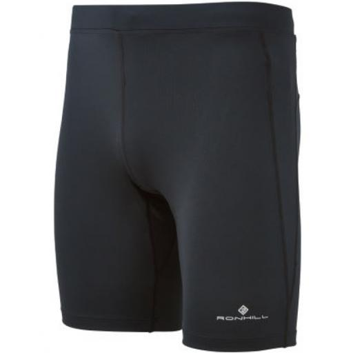 Ronhill Men's Core Run Shorts - Black