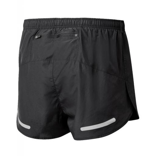 Ronhill Men's Core Split Lightweight Racing Running Shorts - Black