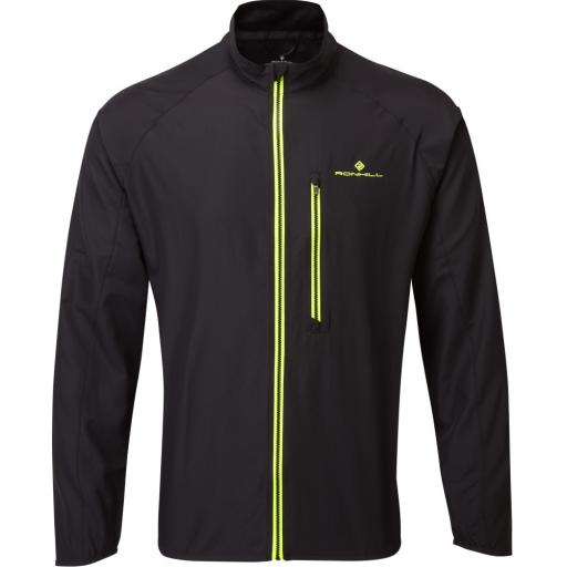 Ronhill Men's Core Running Wind Jacket - Black