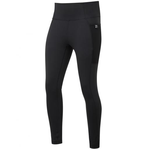 Sprayway Womens Escape Leggings Lightweight Hiking & Travel Tights - Black