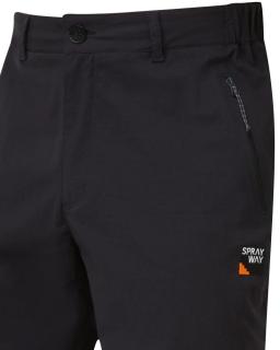 Sprayway Mens Compass Shorts Black Pocket Detail