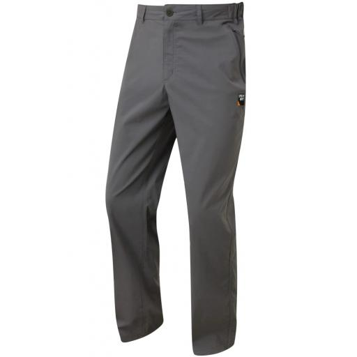 Sprayway Mens Compass Stretch Pant Hiking Trousers - Grey