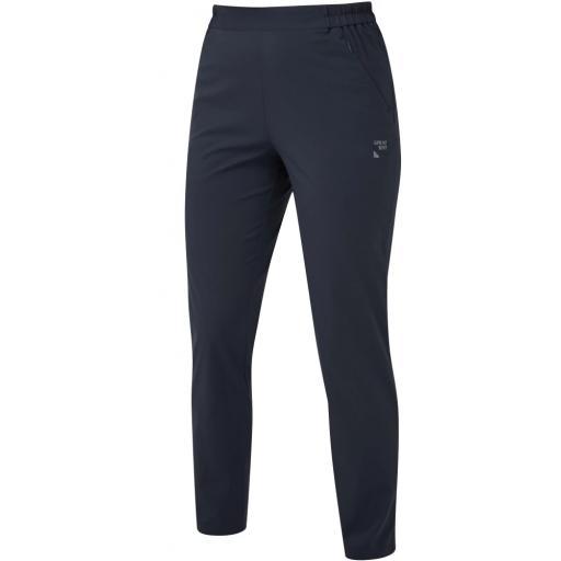 Sprayway Womens Escape Slim Pants Lightweight Hiking & Travel Trousers - Blue