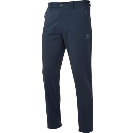 Sprayway Mens Compass Stretch Pants Lightweight Hiking Trousers - Blue