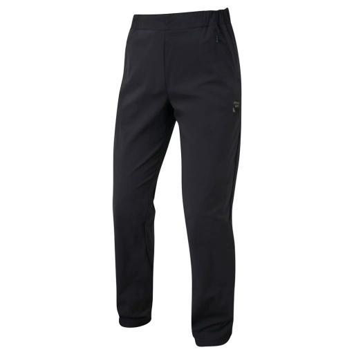 Sprayway Womens Escape SLIM Pants Lightweight Hiking & Travel Trousers - Black