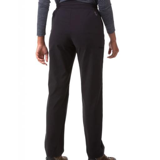 Sprayway Escape Slim Pant Womens Black Rear