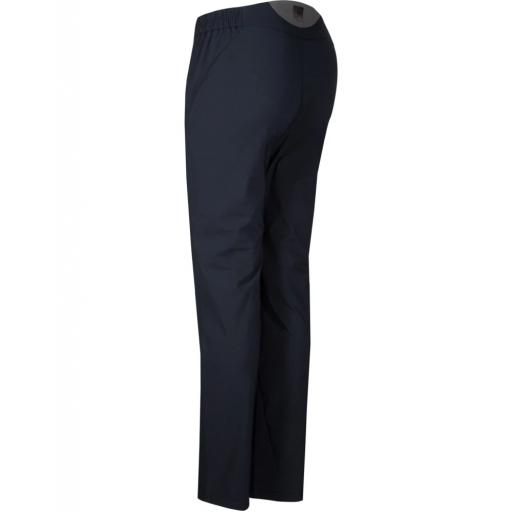 Sprayway Womens Escape Slim Pant Blazer Blue Rear